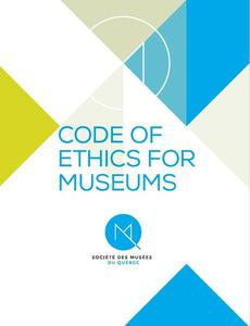 Code of Ethics of Museums